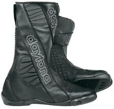 new DAYTONA Motorcycle Boots boots Security Evo G3 Sz 42 Racing boots