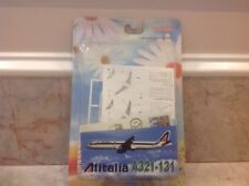 Dragon Wings Alitalia Airlines Airbus A321 Plastic Model Kit in 1:400