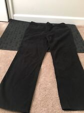 Jones New York Sport Stretch Womens Black Jean Pants Sz 18 Black Clothes