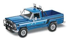 "Revell 17224 - 1/24 Trucks - 1980 Jeep Honcho "" Ice Patrol "" - New"
