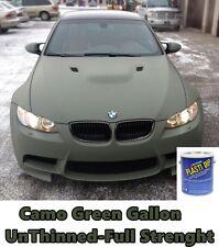 Preformix Plasti Dip Gallon Camo Green Unthinned Concentrate FULL STRENGTH