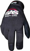 Sas Safety SAS-6654 Mx Pro-tool Mechanics Safety Gloves, Black, X-large