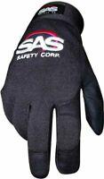 Sas Safety SAS-6654 Mx Pro-tool Mechanics Safety Gloves, Black, X-large