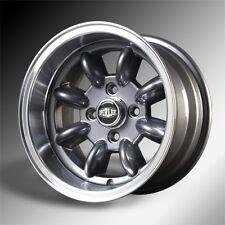Capri MK2 7x13 Minilight Design Alloy Wheels x 4 (NEW) in Anthracite Hi-lite