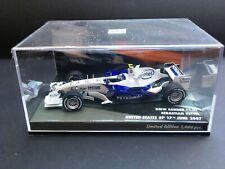 Minichamps - Sebastian Vettel - Sauber BMW - F1.07 - 1:43 -USA GP 2007- Special