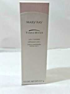 Mary Kay Timewise 3-in-1 Cleanser 869200 Combin. to Oily Skin 4.5oz  ~Ships FREE