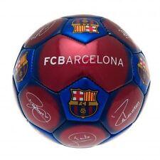OFFICIAL Licensed Calcio FC Barcelona abilità palla Signature Taglia 1 Crest Regalo
