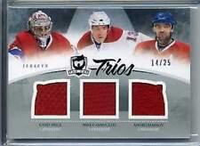2010-11 Cup Trios Jerseys Price, Cammalleri, Markov /25