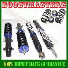 Full Coilover Suspension Lower Kits for 98-05 VW Golf Jetta 4 MKV BLUE