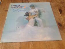 Sydney Thompson plays for Ballroom and Latin Dancing vinyl record