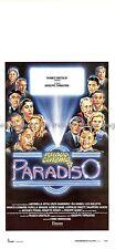 Cinema Paradiso 1988 dir: Giuseppe Tornato Italian Locandina