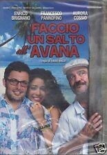 Dvd **FACCIO UN SALTO ALL'AVANA** con Enrico Brignano nuovo sigillato 2011