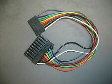 Tektronix TEK Logic probe lead set with square pin connector