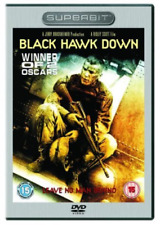 Black Hawk Down DVD by Josh Hartnett Ewan McGregor Ridley Scott Jerry Bruck.