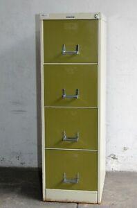 Hängeregisterschrank Aktenschrank für Hängeregister Schubladen-Schrank #B884