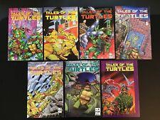 Tales of the Teenage Mutant Ninja Turtles #s 1-7 (Mirage,1987) - High Grade NM