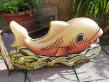 More details for huge vintage fish & chips shop sign