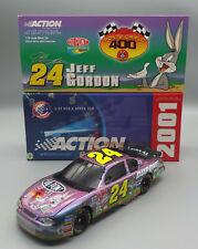 Action Jeff Gordon #24 DuPont Looney Tunes 2001 Monte Carlo Bank 1:24