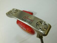 """2020 Titleist Scotty Cameron Special Select Newport 34"""" Putter + Headcover"""