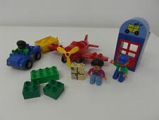LEGO DUPLO POSTE + postflieger 5592