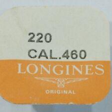 Ruota secondi - Second wheel (Ref.220) - CV - Longines 460