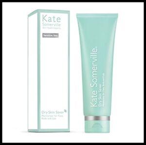 Kate Somerville Dry Skin Saver Moisturizer for Face Body and Lips 4oz Sensitive