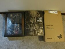 1/6 HOT TOYS FIGURE AVP ALIEN ANCIENT JUNGLE PREDATOR ELDER MMS325