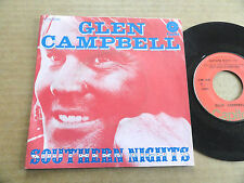 "DISQUE 45T DE GLEN CAMPBELL  "" SOUTHERN NIGHTS """
