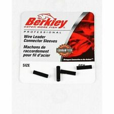 BERKLEY Leader Connector Sleeve - SIZE 3 / QTY 33. New ** FISHING