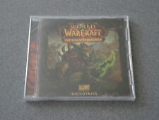 World of WarCraft Cataclysm Soundtrack   NEW  Wow Sealed Jewel Case 2010