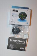 KORG - Accordeur pour Guitare Guitare Tuner Magnetune + pile fournie