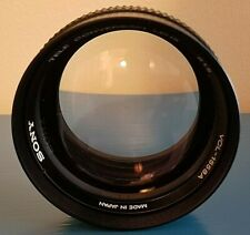 Sony Tele Conversion Lens VCL-1558A x1.5 Made In Japan