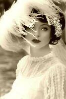 VINTAGE Hollywood Starlet Follies Actress SHOW GIRL Photo Photograph REPRINT 165