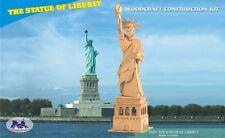 3d wood Statue of Liberty