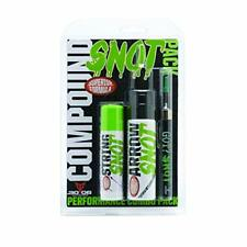 .30-06 Outdoors Snot Lube Bow String Wa, Bow Oil and Arrow Release Fluid 3 Pack