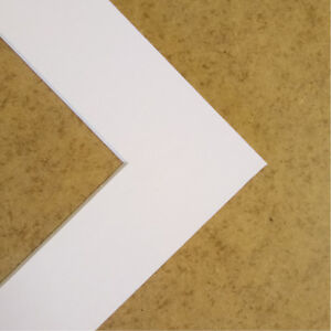 1 x Mount Board for 7 x 9'' Picture Frame - 1.125in / 2.8cm Wide