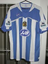 Wigan Athletic Fc Game Worn/Used Soccer Jersey 05-06 Andreas Johansson Epl