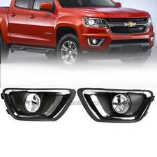 Bumper Lamp Driving Fog Light for Chevy Chevrolet Colorado 2015 2016