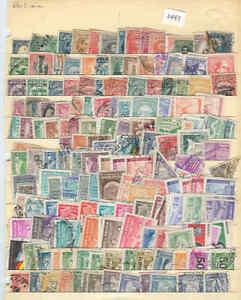 s2447 stamp accumulation Bolivia