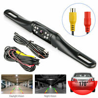 A804 WIRELESS CAR REAR VIEW BACKUP CAMERA FOR  AUDI A6L A4 R8