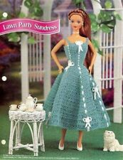 NEW FASHION DOLL LAWN PARTY SUNDRESS DARLING DESIGN
