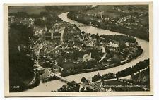 AK Landsberg a. Lech Fliegeraufnahme von Landsberg nach New Yorck 1931