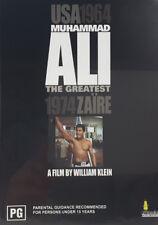 Muhammad Ali The Greatest DVD - Boxing Documentary