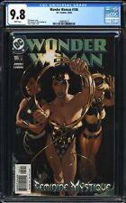 Wonder Woman #186 CGC 9.8