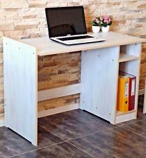 Schreibtisch Schülerschreibtisch  Büromöbel PC-Tisch WEIß ROSA Braun 18 mm Stark