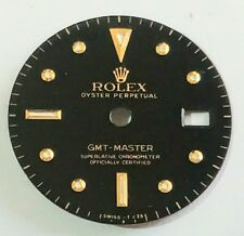 ROLEX GMT MASTER I DIAL QUADRANTE VINTAGE RARO 1675