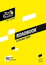 Roadbook / Livre de Route Tour de France 2019 Nuovo Brand New (Inglese-English)