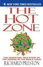 The Hot Zone: A Terrifying True Story, Richard Preston, Good Condition, Book