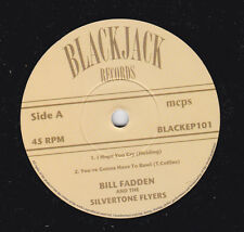. BILL FADDEN & Silvertone Flyers-Satellite baby EP-Blackjack-Rockabilly