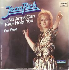 """7"" - JEAN RICH (WALL STREET CRASH) - No arms can ever hold you - sehr RAR !!!"